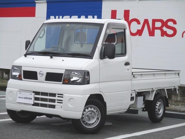 日産 660 DXエアコン付 4WD パワーステアリング・エアコン
