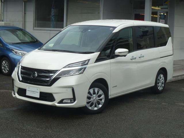 日産 セレナ 2.0 XV ドラレコ・ETC・後席モニター