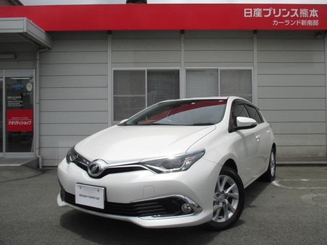 トヨタ 1.5 150X Sパッケージ