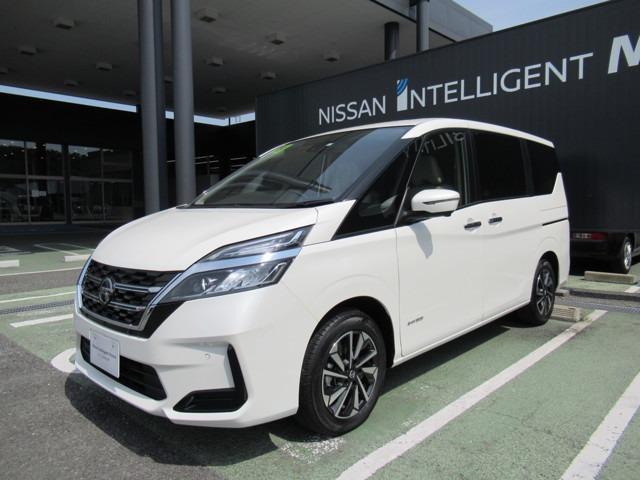 日産 セレナ 2.0 XV デモカーアップ Mナビ 新車保証