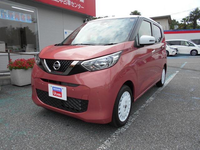 日産 ボレロ X 特別仕様車 当社試乗車