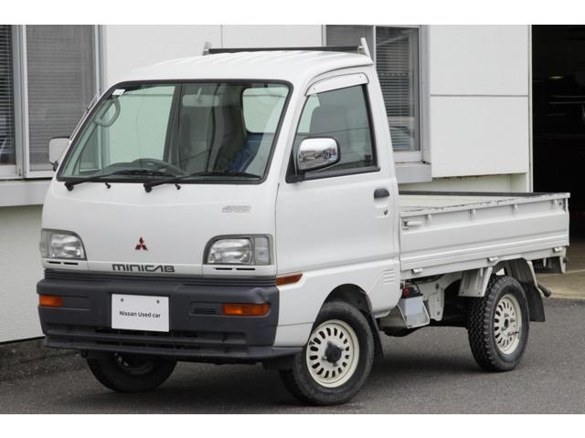 三菱 ミニキャブトラック 660 VX スペシャルエディション 三方開 4WD
