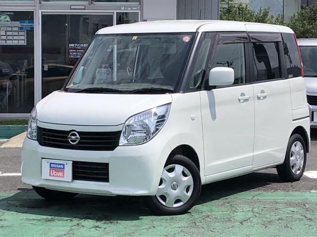 日産 ルークス 660 E