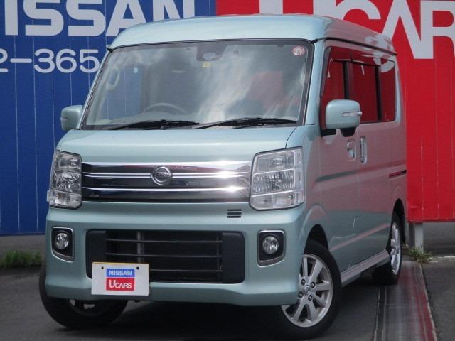 日産 660 G ハイルーフ エマージェンシーブレーキ