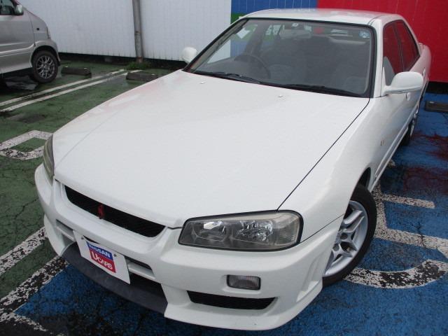 日産 スカイライン GT スペシャルエディション エアロ 16AW
