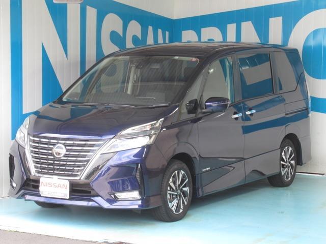 日産 2.0 ハイウェイスター V パックB+Mナビ+両側オート+LED 試乗車