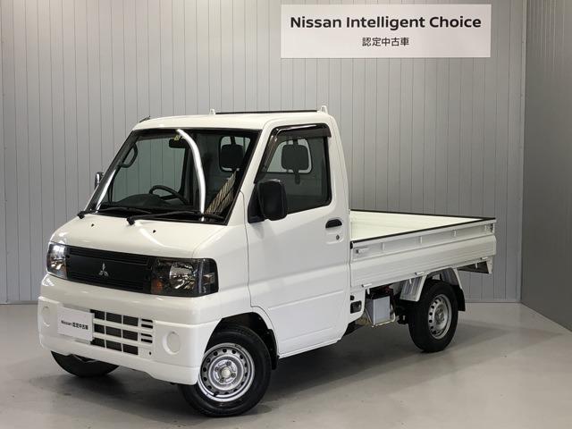 三菱 660 VX-SE エアコン付 4WD 純正ラジオ&ヘッドライトレベライザー