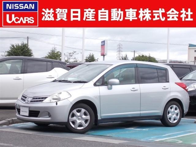 日産 ティーダ 1.5 15M ナビ付ワンオーナー車
