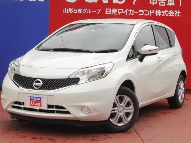 日産 1.2 X FOUR 4WD 純正ナビTV・エマージェンシーブレーキ
