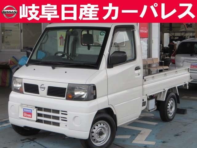 日産 660 DXエアコン付 運転席エアバッグ 電子チューナー