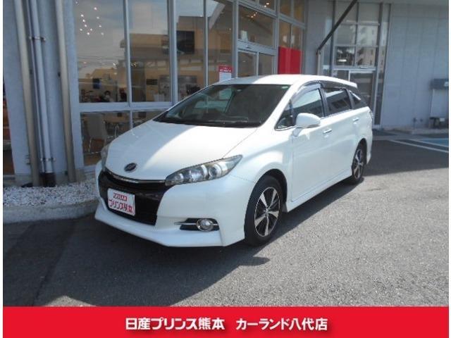 トヨタ ウィッシュ 1.8 S モノトーン