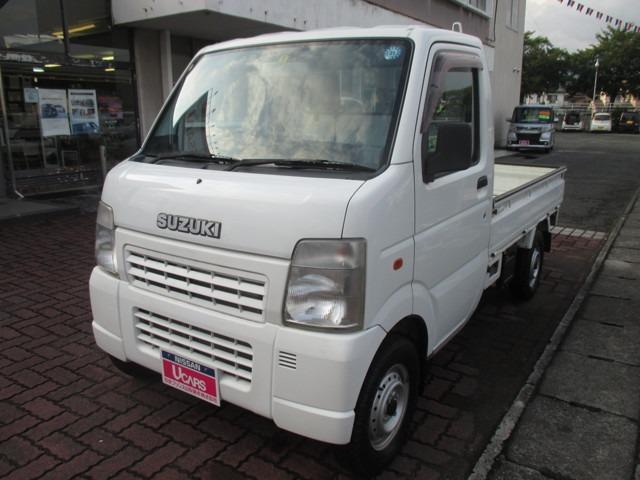 スズキ 660 KCエアコン・パワステ 3方開 4WD