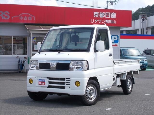 日産 660 DXエアコン付 4WD