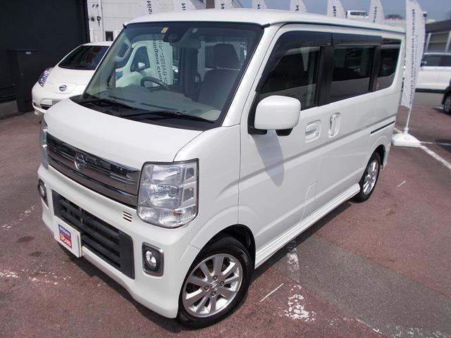 日産 660 E キセノンヘッドライト・ETC付