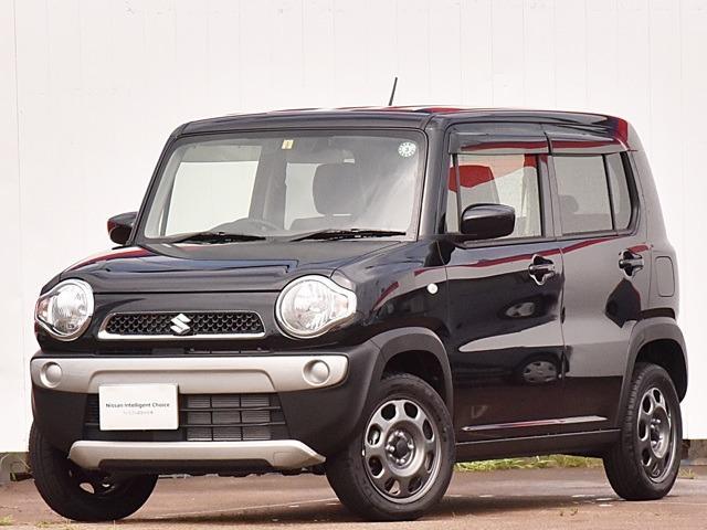 スズキ ハスラー 660 G 4WD