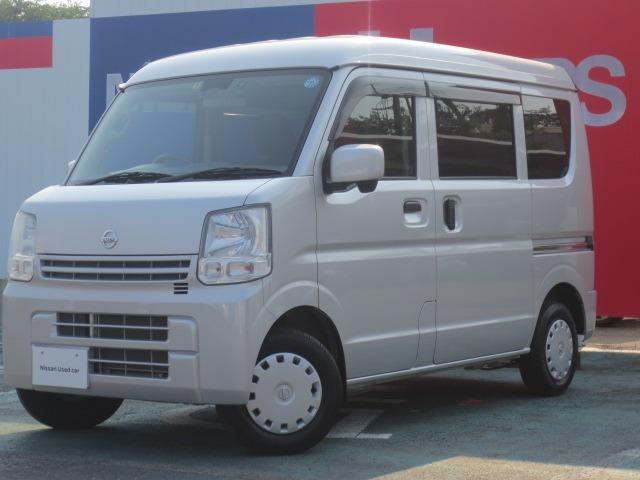日産 660 GX ハイルーフ 5AGS車