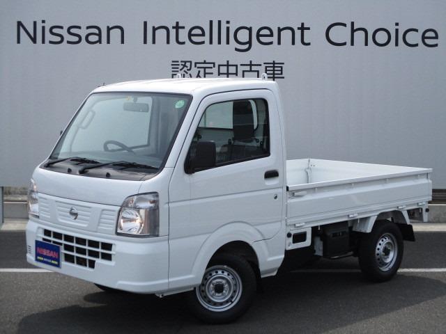 日産 NT100クリッパートラック 660 DX マニュアルエアコン装備