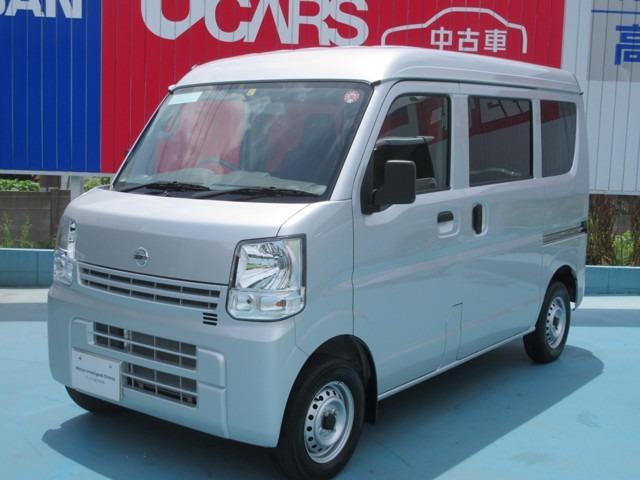 日産 NV100クリッパーバン 660 DX 5AGS車 キーレス・Pガラス