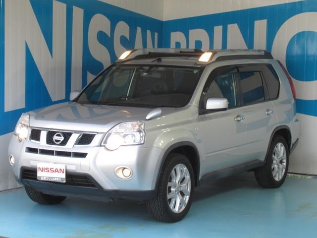 日産 2.0 20Xt 4WD Mナビ+Bカメラ+ETC+キセノン+Sヒーター