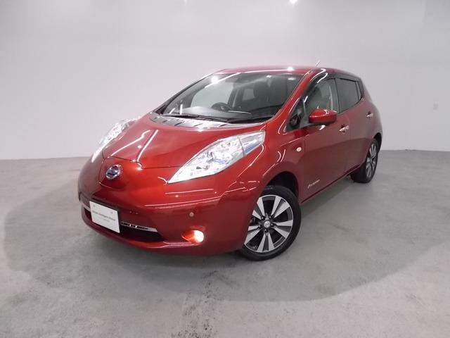 日産 リーフ 30kWh X Thanks Edition