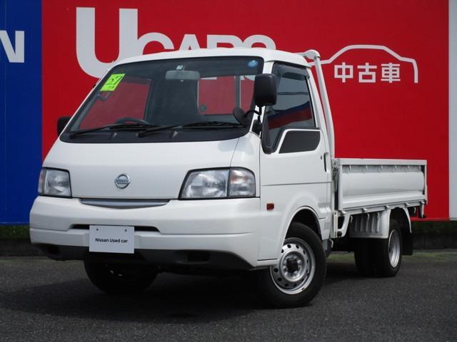 日産 バネットトラック 1.8 GL ダブルタイヤ スーパーロー 荷台板張り SDナビ