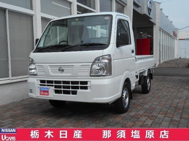日産 660 DX 4WD AM/FMチューナー 4WD