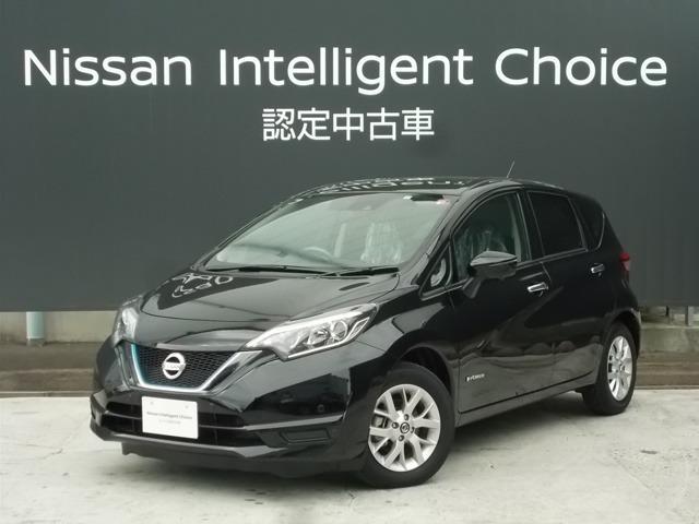 日産 1.2 e-POWER X 元社有車・アラウンドビュー・エマブレ