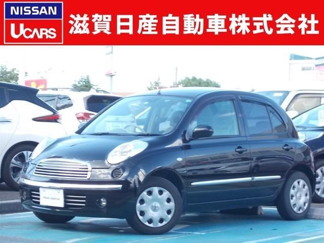 日産 マーチ 1.2 ラフィート ご来店で車両確認販売