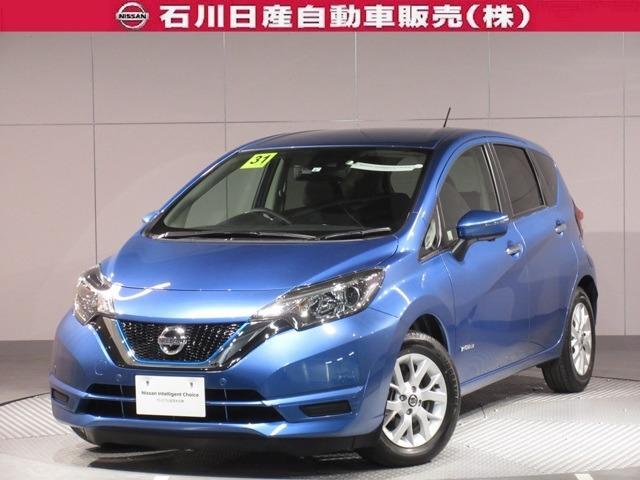 日産 1.2 e-POWER X 当社試乗車 自動(被害軽減)ブレーキ