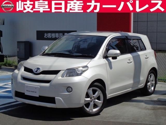 トヨタ イスト 1.5 150G HIDセレクション HIDヘッドライト