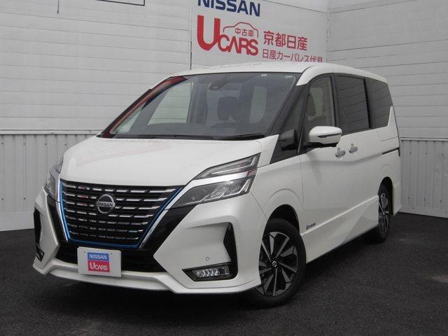 日産 1.2 e-POWER ハイウェイスター V 当社展示試乗車 セーフティパックA付