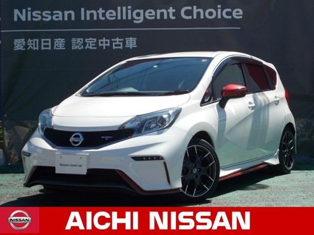 日産 1.6 NISMO S 5速マニュアル 専用スポーツシート
