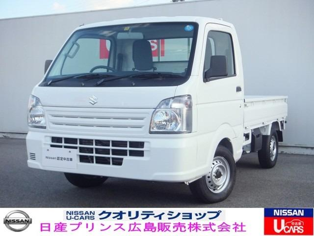 スズキ 660 KCエアコン・パワステ 3方開 4WD 4WD