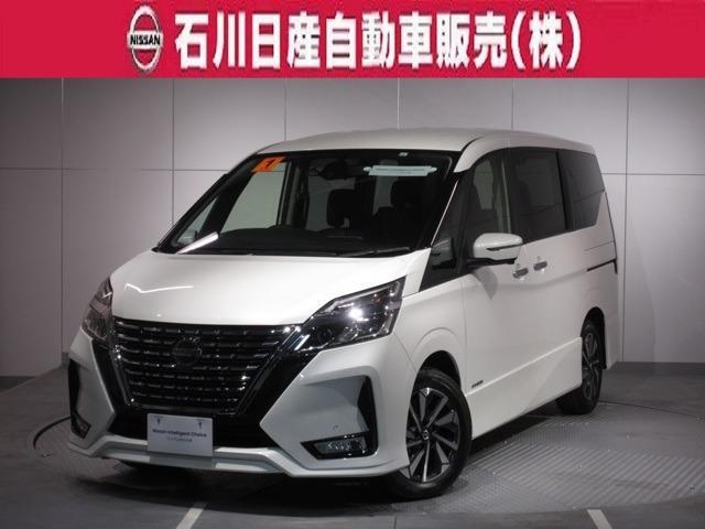 日産 セレナ 2.0 ハイウェイスター V 当社試乗車 セーフティパックB 純正ナビ