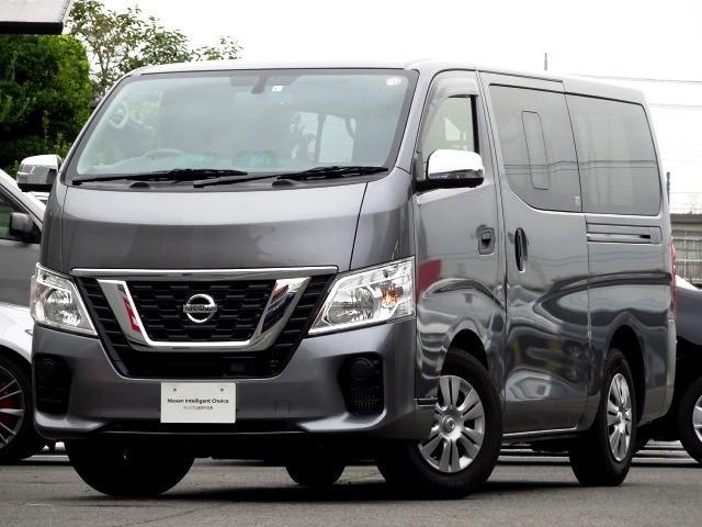 日産 2.0 DX ロングボディ 9人乗 EXパック エマブレ AVM