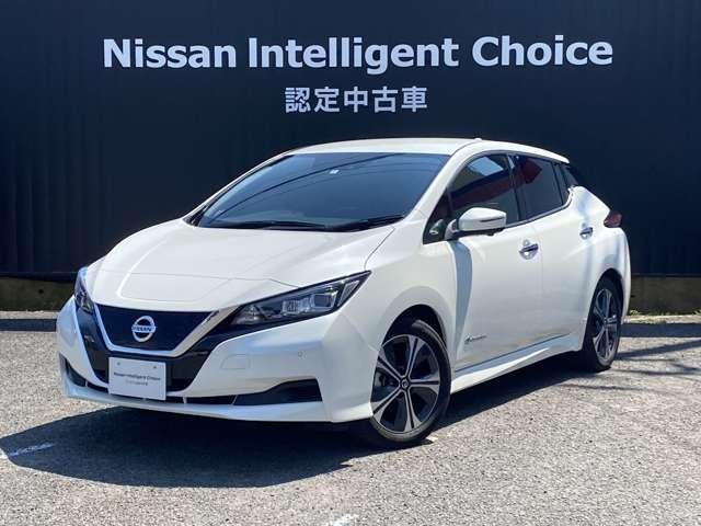 日産 X Vセレクション EV専用 Nissan connect 9インチナビ