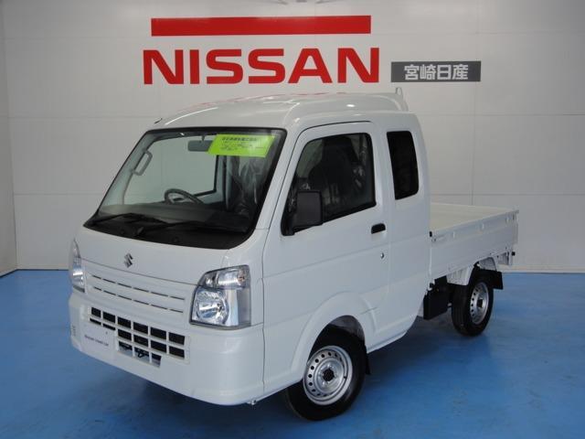 スズキ 660 スーパーキャリイ L 3方開 4WD オ-ディオレス