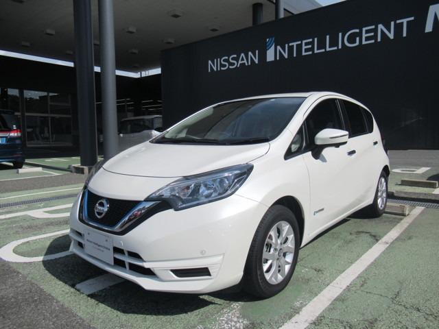 日産 1.2 e-POWER X デモカーアップ エマブレ 新車保証