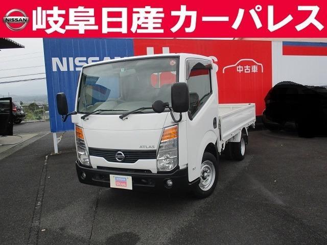 日産 1.5ショート スーパーロー 車検整備付・5MT