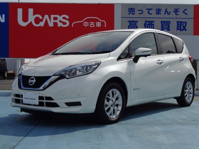 日産 1.2 e-POWER X 新車保証継承