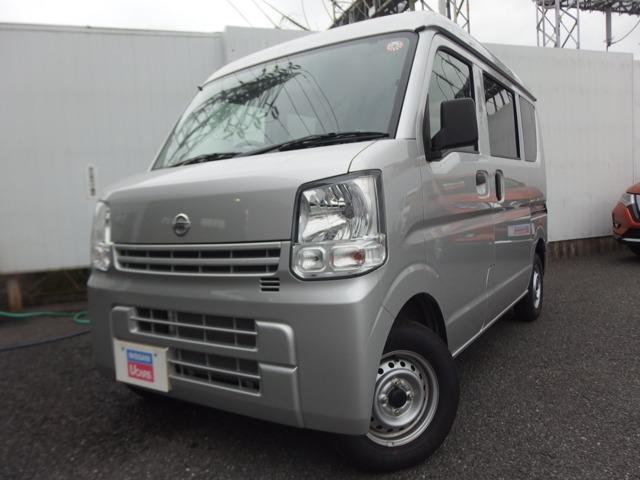 日産 DX 660 DX ハイルーフ 5AGS車 当社社有車