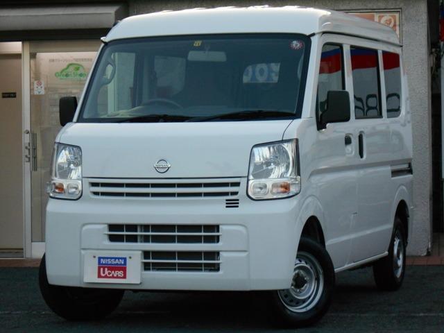 日産 660 DX ハイルーフ 5AGS車 Wエアバック