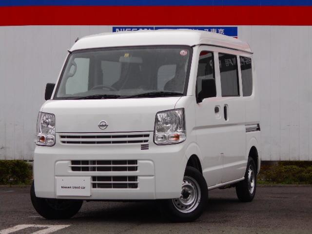 日産 660 DX ハイルーフ 5AGS車 5AGS 2nd発進