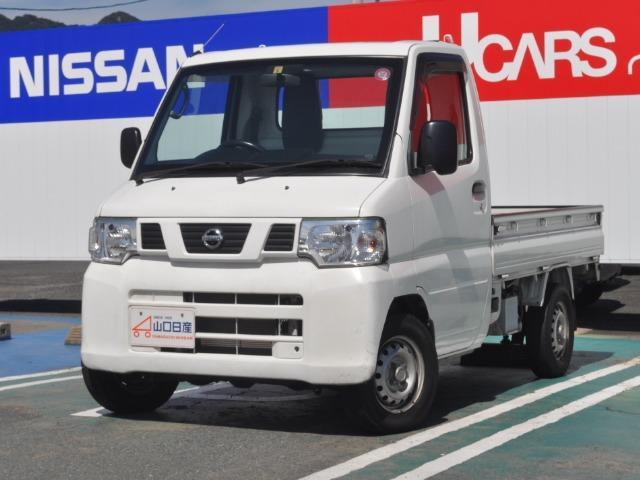 日産 DX 660 DX 4WD 5速MT