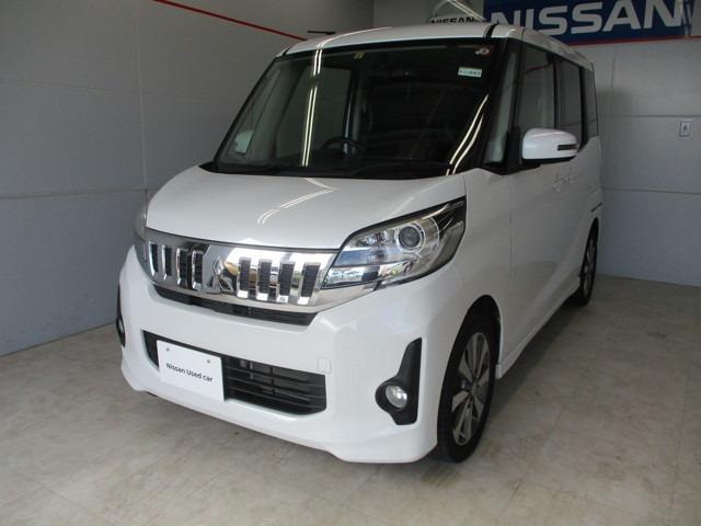 沖縄県豊見城市の中古車ならeKスペースカスタム 660 カスタム T