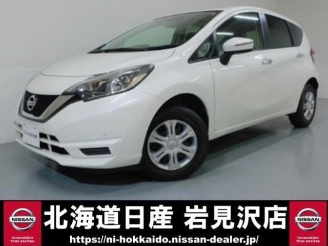 日産 1.2 X FOUR 4WD エマ-ジェンシ-ブレ-キ