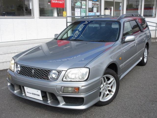 日産 ステージア 2.5 25t RS FOUR V 4WD
