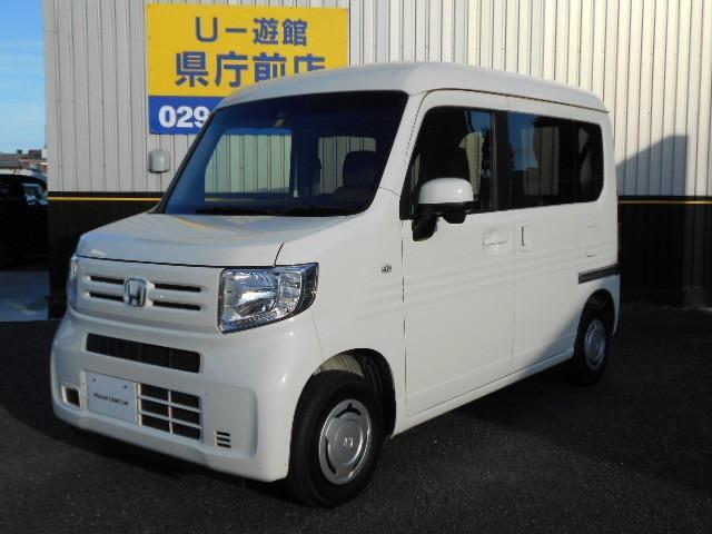 ホンダ N-VAN 660 L ホンダセンシング 6速MT ナビ バックカメラ
