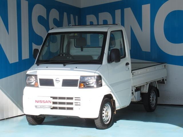 日産 660 SDエアコン付 4WD 1オーナー
