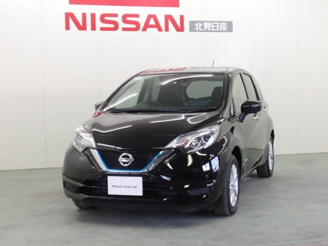 日産 ノート 1.2 e-POWER X FOUR 4WD